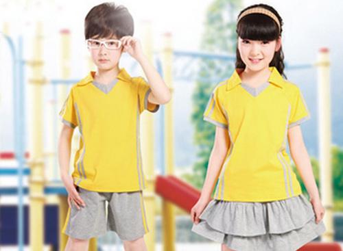 干洗后的幼儿园校服怎么收纳呢?