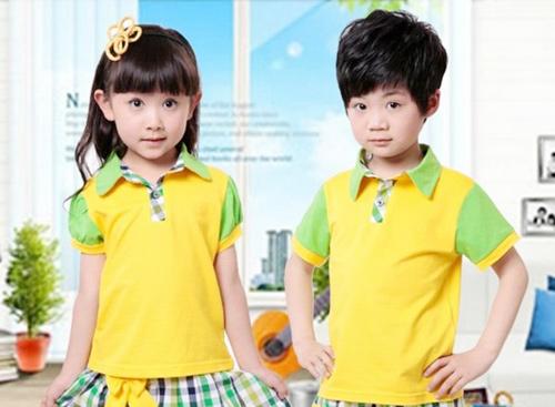 迪斯伊儿:幼儿园校服尺寸要达到的标准