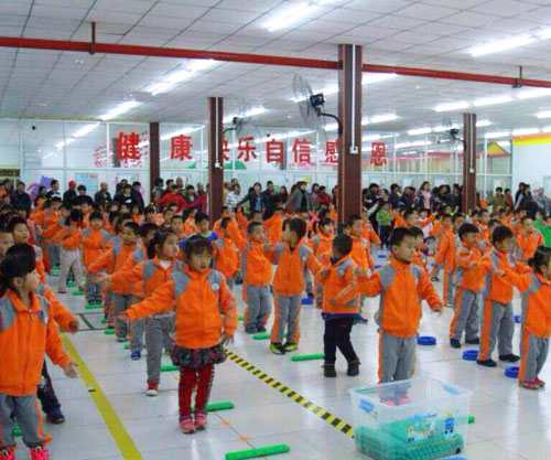 北京金贝贝幼儿园服装
