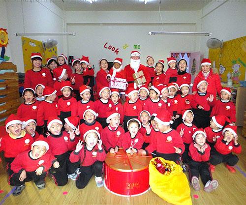 河北三河北欧国际幼儿园服装