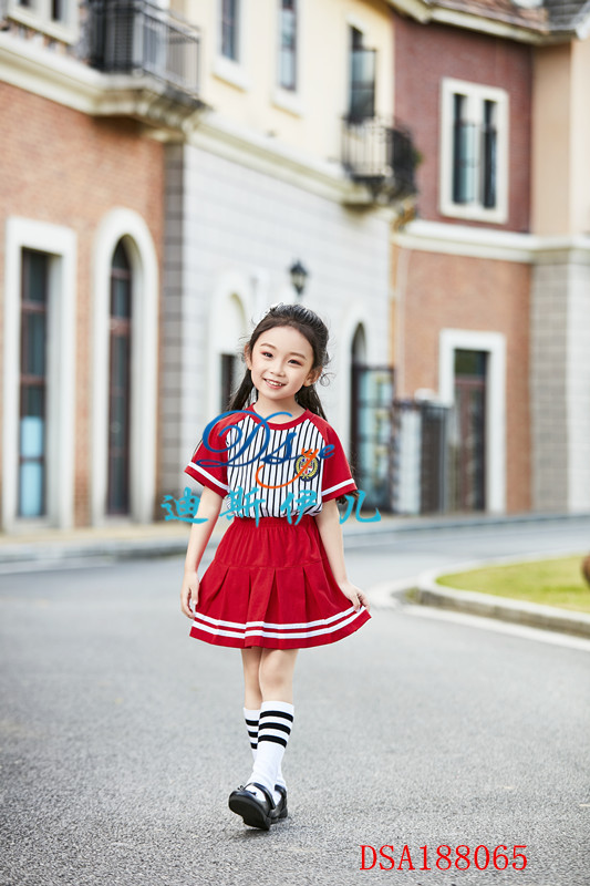DSA188065 夏季幼儿园礼服